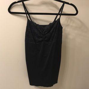 White House Black Market lace top camisole